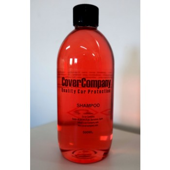 Shampooing de Lavage Auto - Cover Company -  Bouteille 500ml