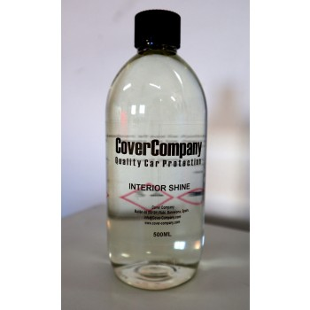 Spray Dépoussiérant Brillance Voiture - Cover Company -  500ml