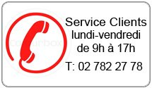 Service Clients Cover Company Belgique
