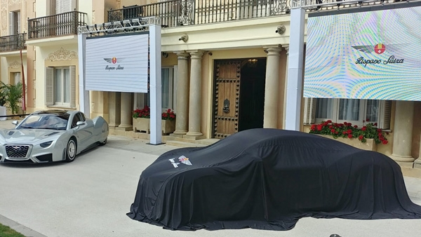 Lancement Hispano Suiza Barcelone